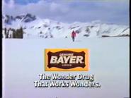 Genuine Bayer TVC 1986