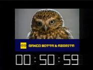 SRT - Banco Motta & Azorita clock (1994)