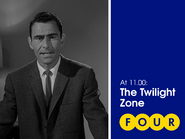 Channel 4 promo - The Twilight Zone - 1972