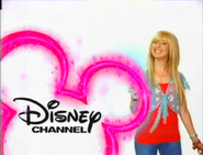 Disney Channel ID - Ashley Tisdale from High School Musical 2 (2007)