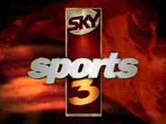 Sky Sports 3 ID Early 1996