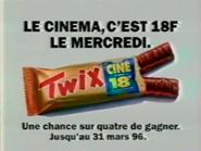 Twix Roterlaine TVC 1996