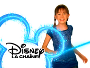 La Chaine Disney ID - Allisyn Ashley Arm from Sonny - 2009