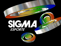 Sigma Esporte sign off slide 1985 (20 years)