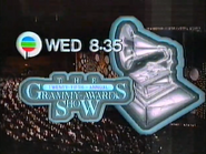 TBG Pearl promo - The 25th Annual Grammy Awards Show - 1985