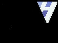 HTV ITV print logo 1989