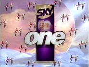 Sky One Christmas 1995 ID