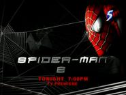 CH5 promo - Spiderman 2 - 2007