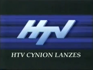 HTV Cynion Lanzes 1989 ITV ID Start