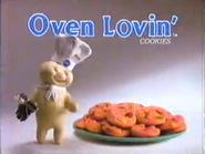 Pillsbury Oven Lovin Cookies 1991 TVC URA - Part 2