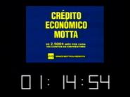 SRT clock - Motta - 1996 - 1