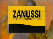SRT sponsorship billboard - Zanussi - 1997