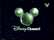 Disney Channel ID - UFO (1999)