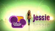 Disney Channel South Matamah ID - Agora - Jessie - Debby Ryan - 2011