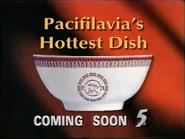 CH5 promo - Pacifilavia's Hottest Dish - 1996