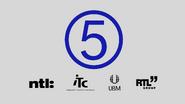 Channel 5 retro startup 2002