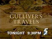 CH5 promo - Gulliver's Travels - 1997