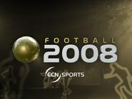 Football on ECN 2008 card - full