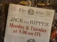 ITV promo - Jack the Ripper - 1992