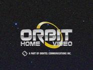 Orbit Home Video ID 1988 - VHS