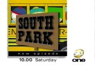 Sky One promo - South Park - 1997