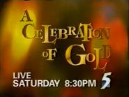 CH5 promo - A Celebration of Gold - 1997