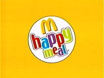 McDonald's Happy Meal MS TVC 2004