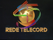 Rede Telecord ID - 45 Years - 1998
