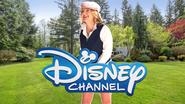 Disney Channel ID - Kirsten Storms (2014)