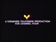Yernshire Channel 4 endcap 1982