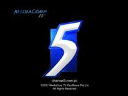 Channel 5 PC endcap 2007