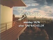 EBC promo - What About Brian - 2006