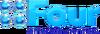 Four Entertainment Co logo 3D