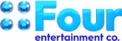 Four Entertainment Co logo 3D