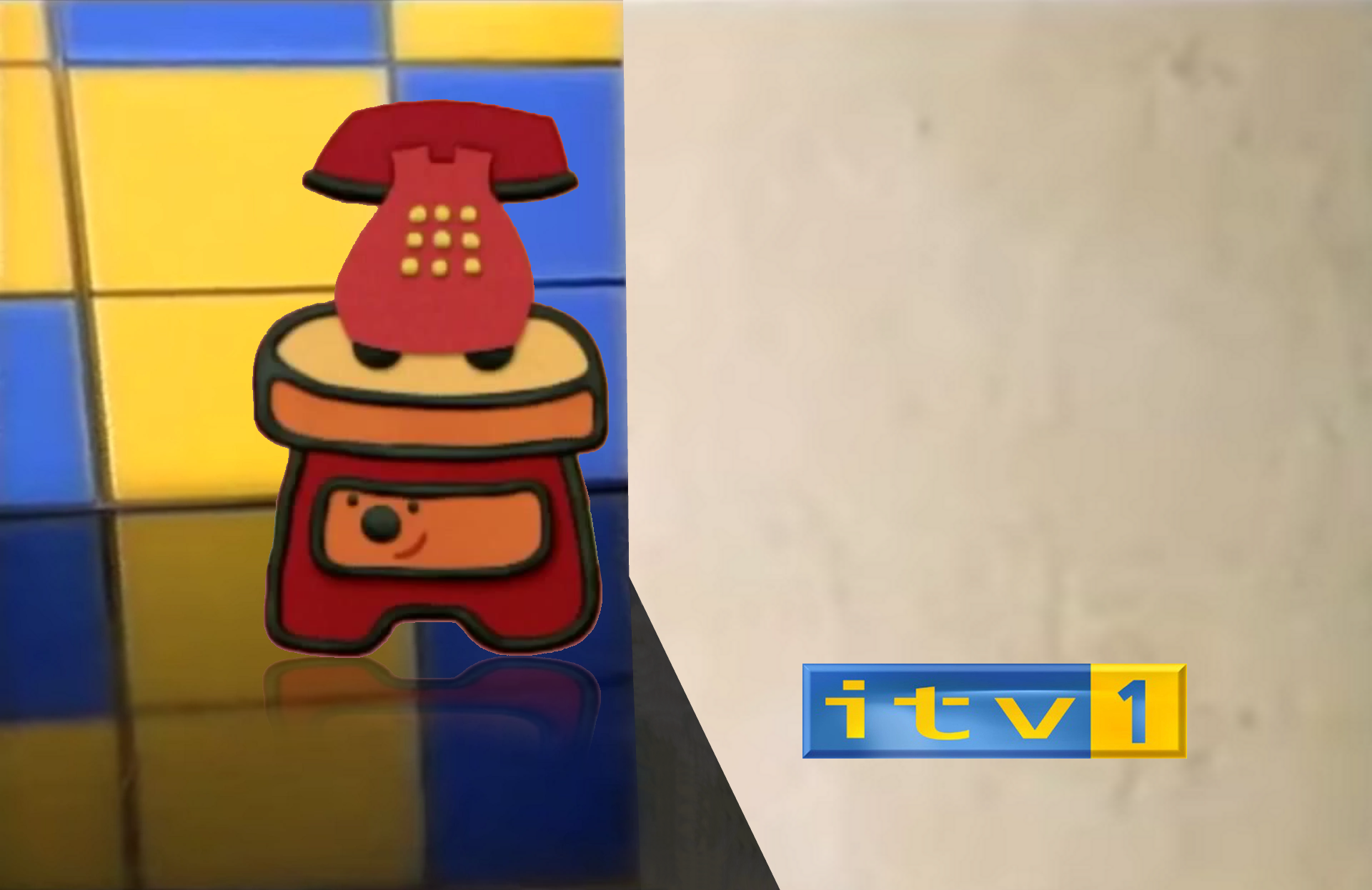 Image   ITV1 ID   Sidetable Drawer From Blueu0027s Clues.png | Logofanonpedia |  FANDOM Powered By Wikia