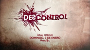 Univision promo - Descontrol - 2017