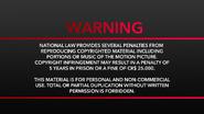 Shawston HE current warning