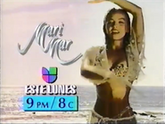 Univision promo - Mari Mar - 1994