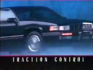 Cadillac Eldorado Traction Control URA TVC 1991 - 1