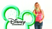 Disney Channel ID - Hilary Duff (widescreen, 2010)