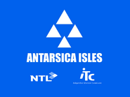Antarsica Isles retro startup 1995