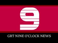 GRT Nine O Clock News - 2010 - 1984