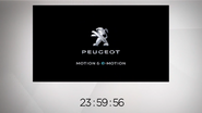 SRT Noticias clock Peugeot 2019