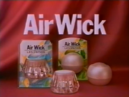Air Wick Roterlaine TVC 1989