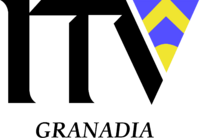 Granadia ITV 1989 print logo