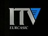 ITV Eurcasic ID 1992