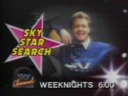 Sky Channel promo - Sky Star Search - 1989 - 2