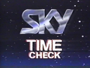 Sky Time Check 1987