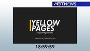 ABT News 2017 clock (Yellow Pages)