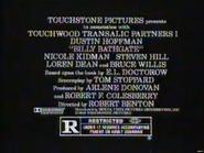 Billy Bathgate movie TVC 1991 - Part 2